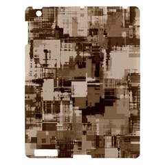Color Abstract Background Textures Apple Ipad 3/4 Hardshell Case by Nexatart