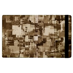 Color Abstract Background Textures Apple Ipad 3/4 Flip Case by Nexatart