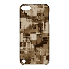 Color Abstract Background Textures Apple Ipod Touch 5 Hardshell Case With Stand