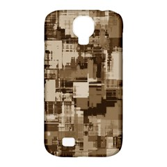 Color Abstract Background Textures Samsung Galaxy S4 Classic Hardshell Case (pc+silicone) by Nexatart
