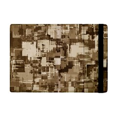 Color Abstract Background Textures Ipad Mini 2 Flip Cases by Nexatart