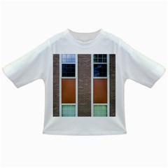 Pattern Symmetry Line Windows Infant/toddler T Shirts