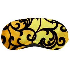 Texture Pattern Beautiful Bright Sleeping Masks by Nexatart