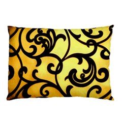 Texture Pattern Beautiful Bright Pillow Case (two Sides)