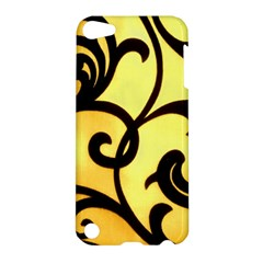 Texture Pattern Beautiful Bright Apple Ipod Touch 5 Hardshell Case