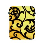 Texture Pattern Beautiful Bright Apple iPad 2/3/4 Protective Soft Cases Front