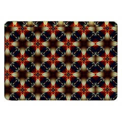 Kaleidoscope Image Background Samsung Galaxy Tab 8 9  P7300 Flip Case by Nexatart