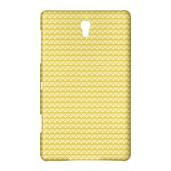 Pattern Yellow Heart Heart Pattern Samsung Galaxy Tab S (8 4 ) Hardshell Case