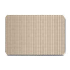 Pattern Background Stripes Karos Small Doormat  by Nexatart