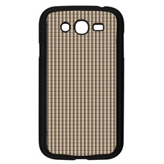 Pattern Background Stripes Karos Samsung Galaxy Grand Duos I9082 Case (black) by Nexatart