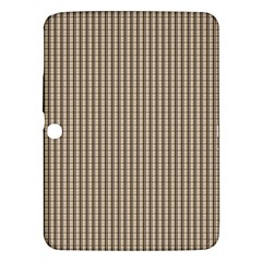 Pattern Background Stripes Karos Samsung Galaxy Tab 3 (10 1 ) P5200 Hardshell Case  by Nexatart