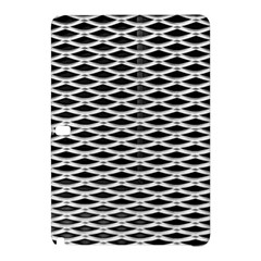 Expanded Metal Facade Background Samsung Galaxy Tab Pro 10 1 Hardshell Case by Nexatart