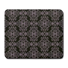 Line Geometry Pattern Geometric Large Mousepads by Nexatart