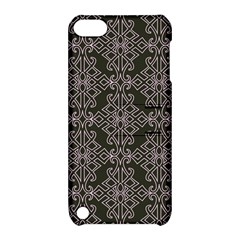 Line Geometry Pattern Geometric Apple Ipod Touch 5 Hardshell Case With Stand by Nexatart