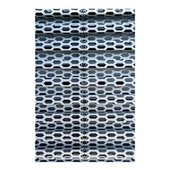 Texture Pattern Metal Shower Curtain 48  X 72  (small)