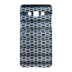 Texture Pattern Metal Samsung Galaxy A5 Hardshell Case