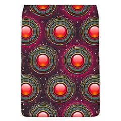 Abstract Circle Gem Pattern Flap Covers (l)  by Nexatart