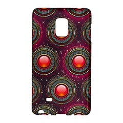Abstract Circle Gem Pattern Galaxy Note Edge