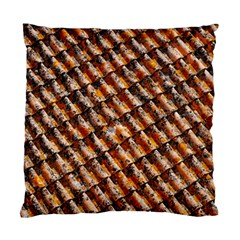 Dirty Pattern Roof Texture Standard Cushion Case (one Side) by Nexatart