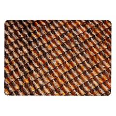 Dirty Pattern Roof Texture Samsung Galaxy Tab 10 1  P7500 Flip Case by Nexatart