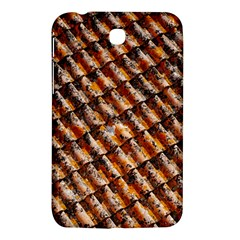 Dirty Pattern Roof Texture Samsung Galaxy Tab 3 (7 ) P3200 Hardshell Case  by Nexatart