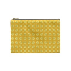 Pattern Background Texture Cosmetic Bag (medium)  by Nexatart