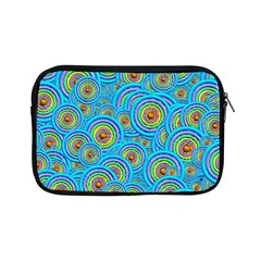 Digital Art Circle About Colorful Apple Ipad Mini Zipper Cases by Nexatart