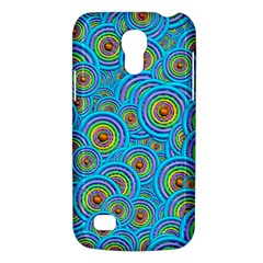 Digital Art Circle About Colorful Galaxy S4 Mini