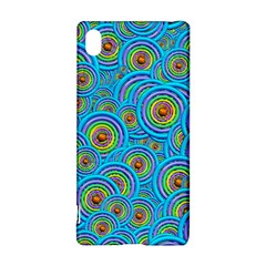 Digital Art Circle About Colorful Sony Xperia Z3+ by Nexatart