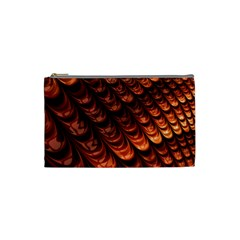 Fractal Mathematics Frax Cosmetic Bag (small)  by Nexatart