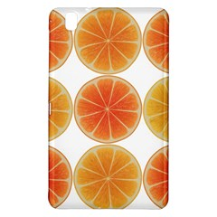 Orange Discs Orange Slices Fruit Samsung Galaxy Tab Pro 8 4 Hardshell Case by Nexatart