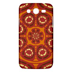 Dark Red Abstract Samsung Galaxy Mega 5 8 I9152 Hardshell Case  by linceazul