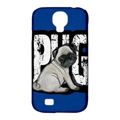 Pug Samsung Galaxy S4 Classic Hardshell Case (pc+silicone)