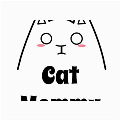 Love My Cat Mommy Canvas 24  X 36  by Catifornia