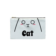 Love My Cat Mommy Cosmetic Bag (small)
