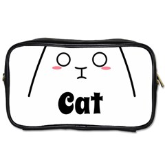 Love My Cat Mommy Toiletries Bags
