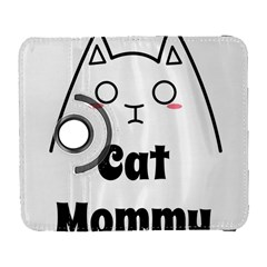 Love My Cat Mommy Galaxy S3 (flip/folio) by Catifornia