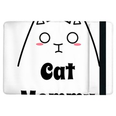 Love My Cat Mommy Ipad Air Flip by Catifornia