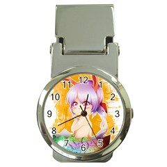 Easter Bunny Girl Money Clip Watches by Catifornia