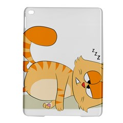 Even Cat Hates Monday Ipad Air 2 Hardshell Cases by Catifornia