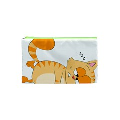 Even Cat Hates Monday Cosmetic Bag (xs) by Catifornia
