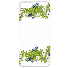 Birthday Card Flowers Daisies Ivy Apple Iphone 5 Classic Hardshell Case