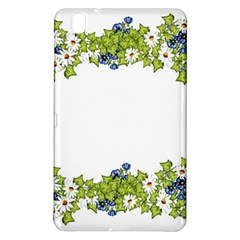 Birthday Card Flowers Daisies Ivy Samsung Galaxy Tab Pro 8 4 Hardshell Case by Nexatart