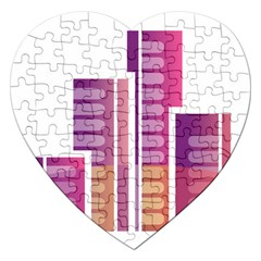 Building Jigsaw Puzzle (heart)
