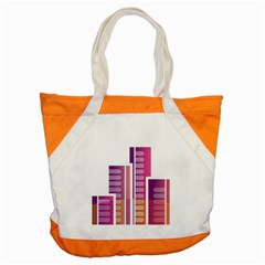 Building Accent Tote Bag by Mariart