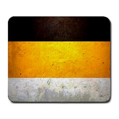 Wooden Board Yellow White Black Large Mousepads by Mariart