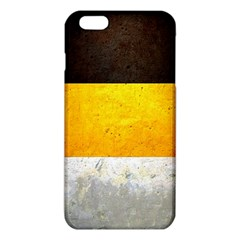 Wooden Board Yellow White Black Iphone 6 Plus/6s Plus Tpu Case by Mariart