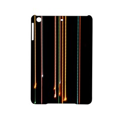 Fallen Christmas Lights And Light Trails Ipad Mini 2 Hardshell Cases by Mariart