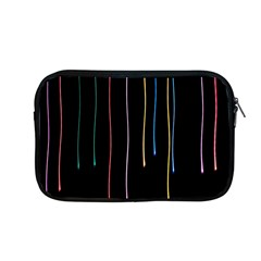 Falling Light Lines Perfection Graphic Colorful Apple Macbook Pro 13  Zipper Case by Mariart