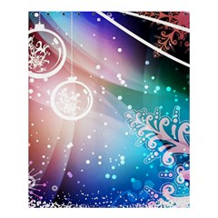 Christmas Shower Curtain 60  X 72  (medium)  by Mariart